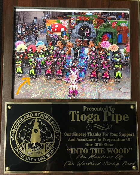 2019 Mummers Parade String Band Competition